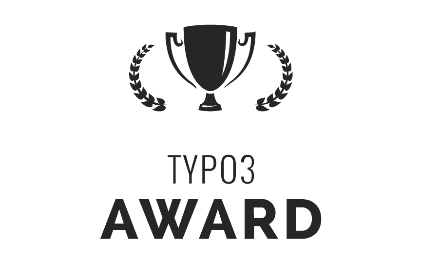 Logo des TYPO3 Awards